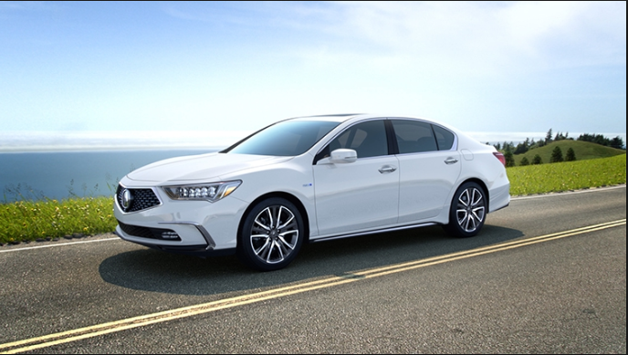 56 The 2020 Acura RLX Picture