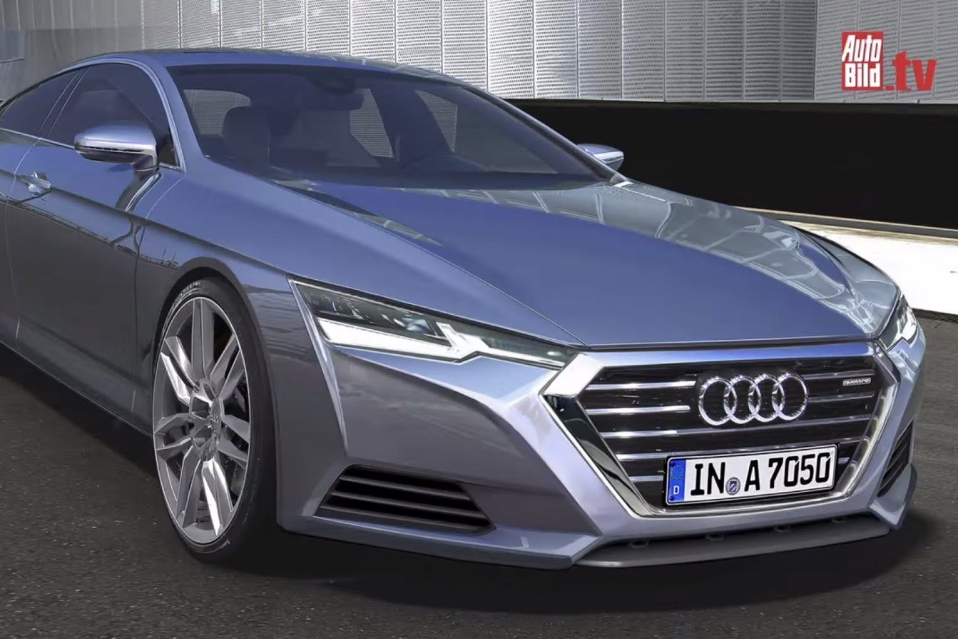 56 The 2020 Audi A7 Performance and New Engine