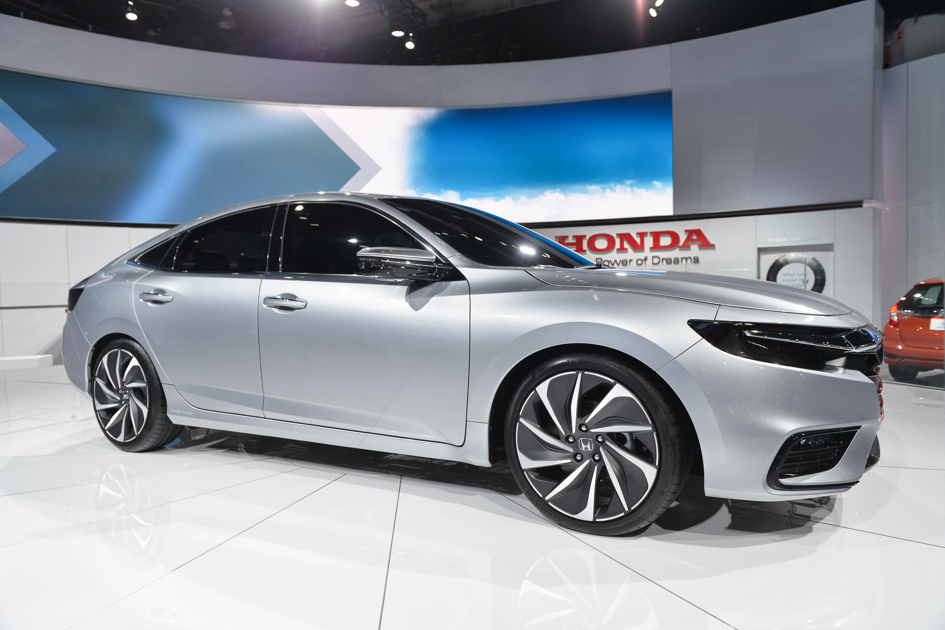 56 The 2020 Honda Insight Overview