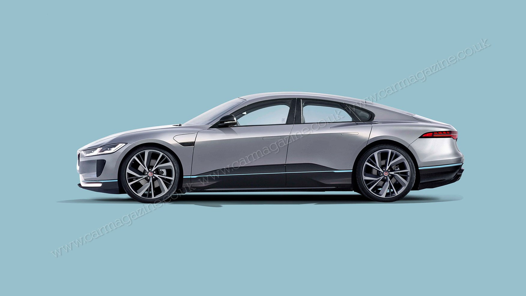 56 The 2020 Jaguar XJ Picture