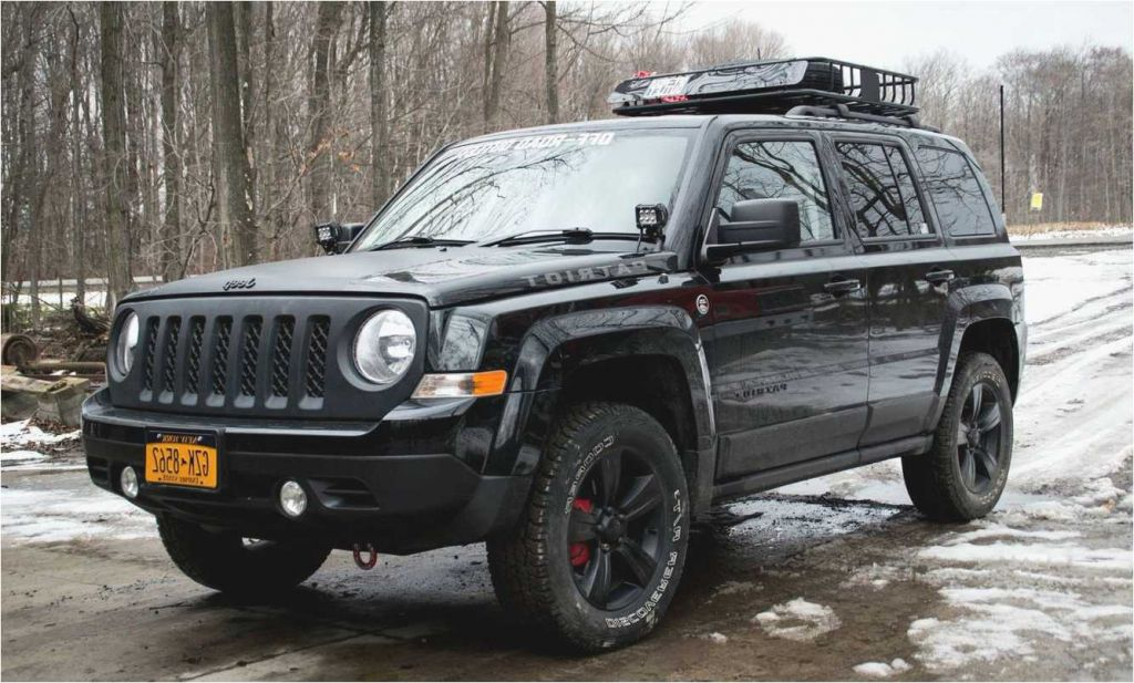 56 The 2020 Jeep Patriot Concept and Review