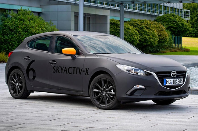 56 The 2020 Mazda CX 3 Photos