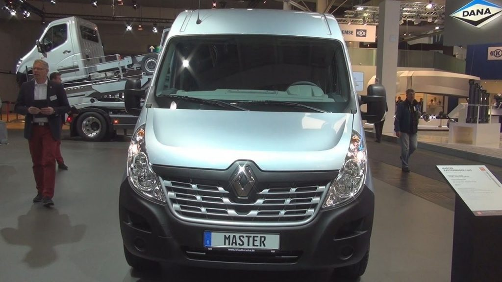 56 The 2020 Renault Trafic Price and Release date