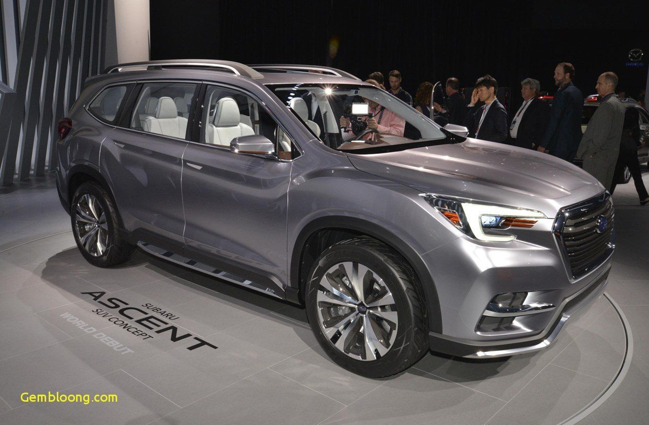 56 The 2020 Subaru Tribeca Pricing