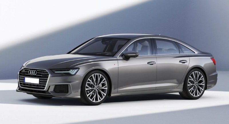 56 The 2020 The Audi A6 Photos