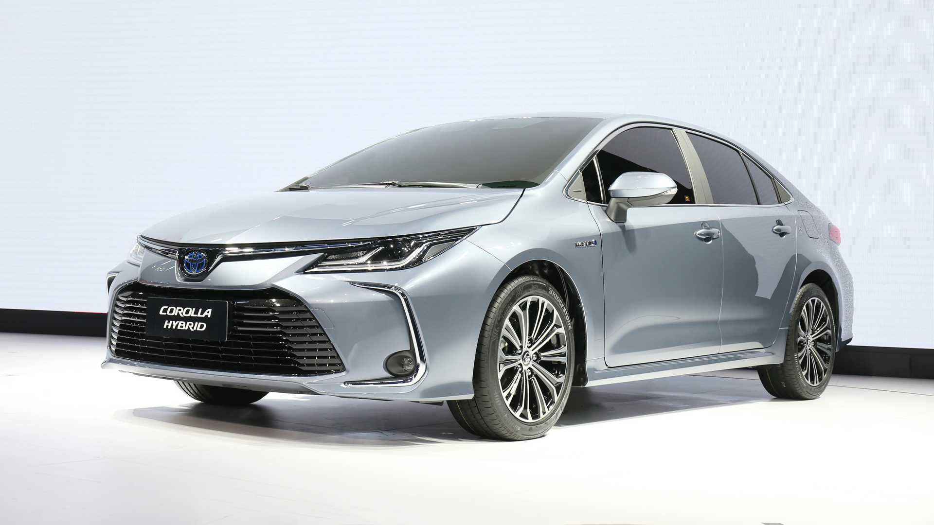 56 The 2020 Toyota Altis Spesification