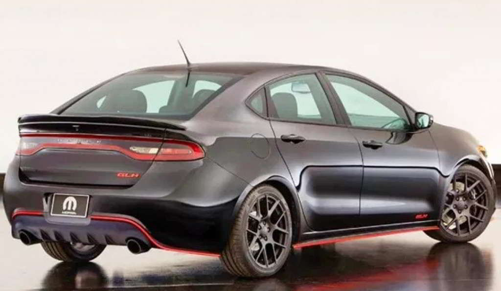 56 The Best 2019 Dodge Dart Srt4 Performance