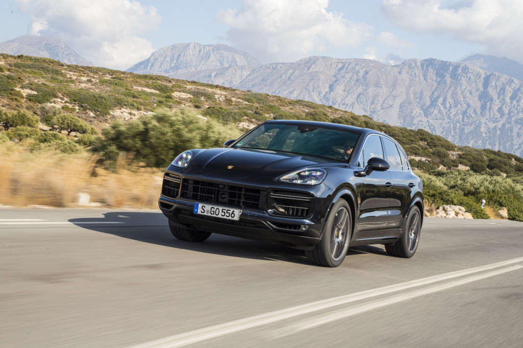 56 The Best 2019 Porsche Cayenne Turbo S Redesign and Review