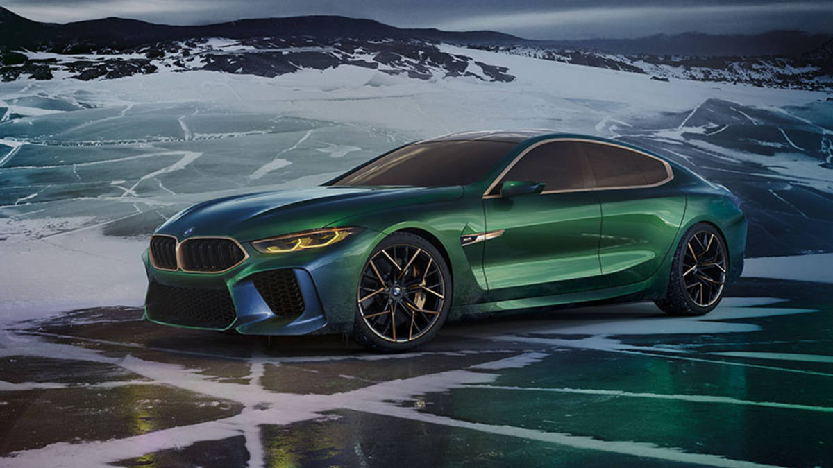 56 The Best 2020 BMW M8 Photos