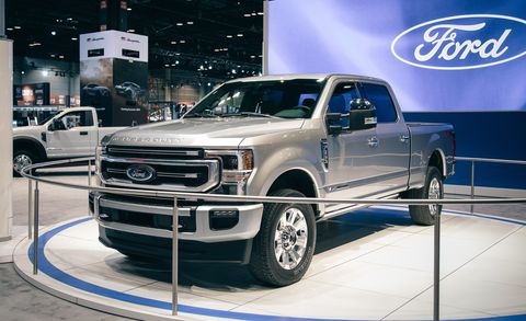 56 The Best 2020 Ford F350 Super Duty First Drive