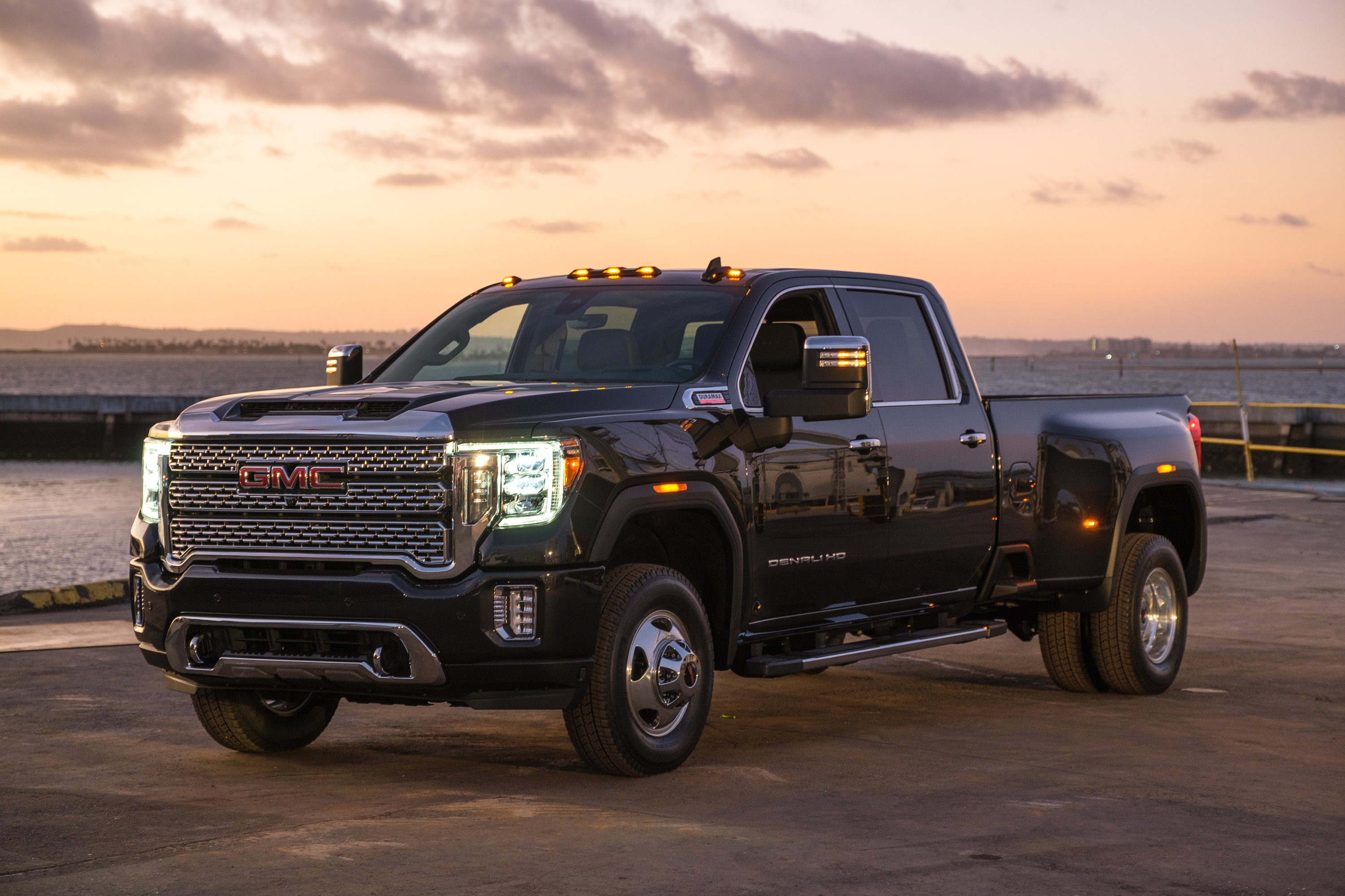 56 The Best 2020 GMC Denali 3500Hd Exterior and Interior