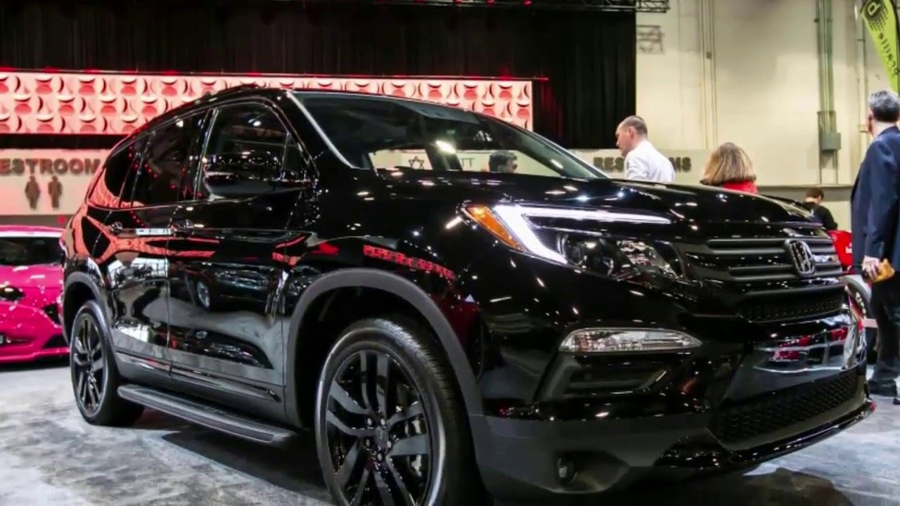 56 The Best 2020 Honda Pilot Review and Release date