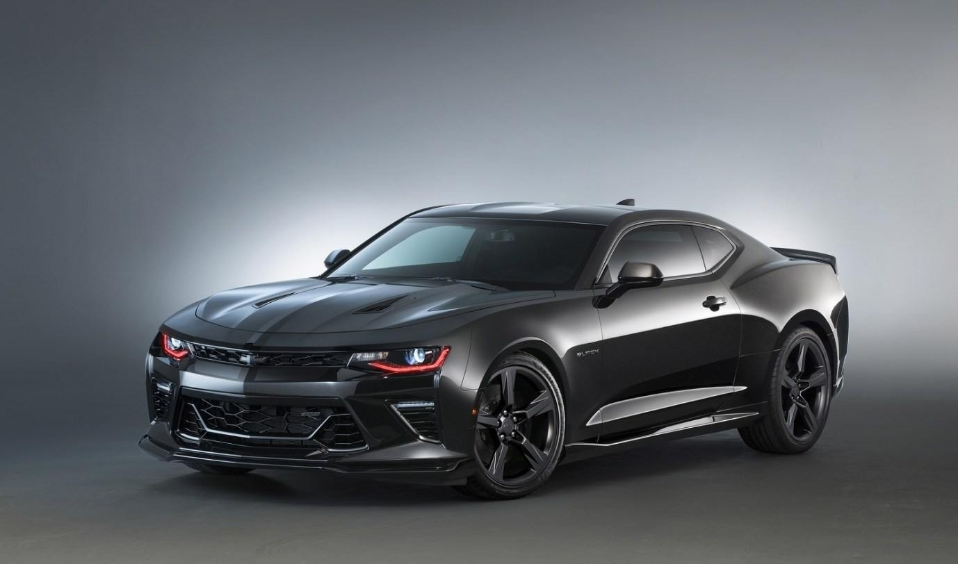 57 A 2019 Chevy Camaro Competition Arrival Performance