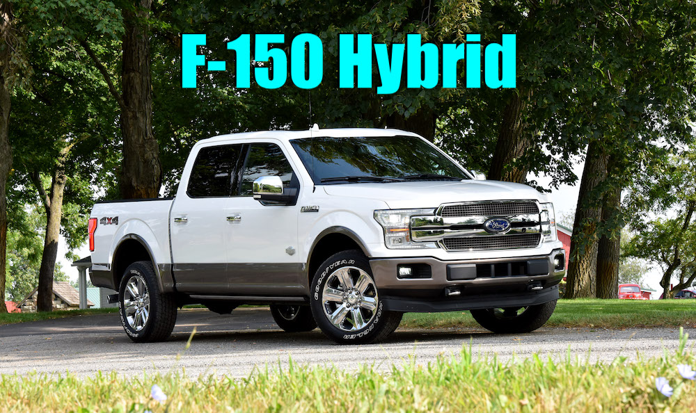 57 A 2020 Ford F150 Exterior and Interior