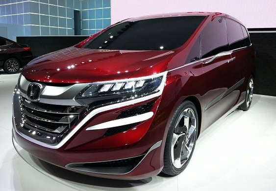 57 A 2020 Honda Odyssey Review and Release date