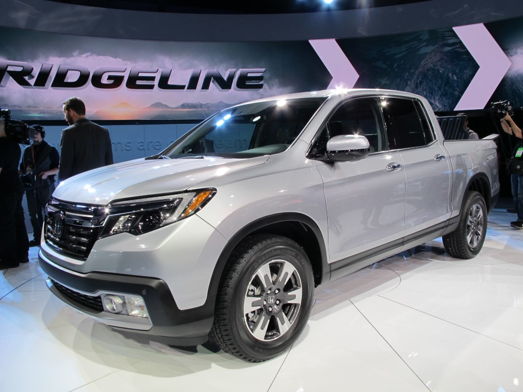 57 A 2020 Honda Ridgeline Research New