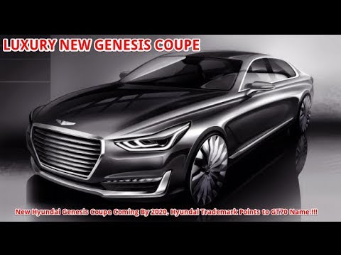 57 A 2020 Hyundai Genesis Coupe Review