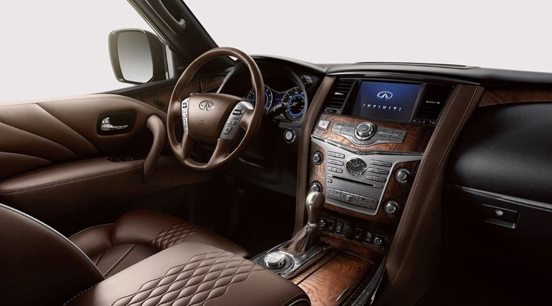 57 A 2020 Infiniti Qx80 Suv Redesign and Review