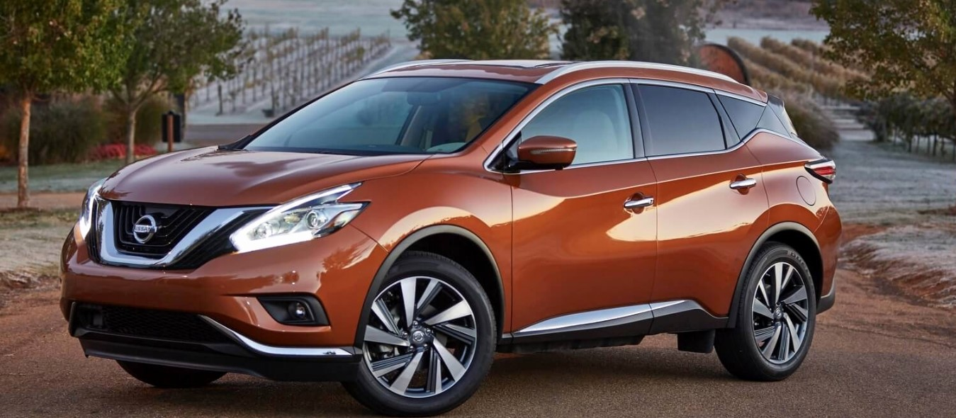 57 A 2020 Nissan Murano Pictures