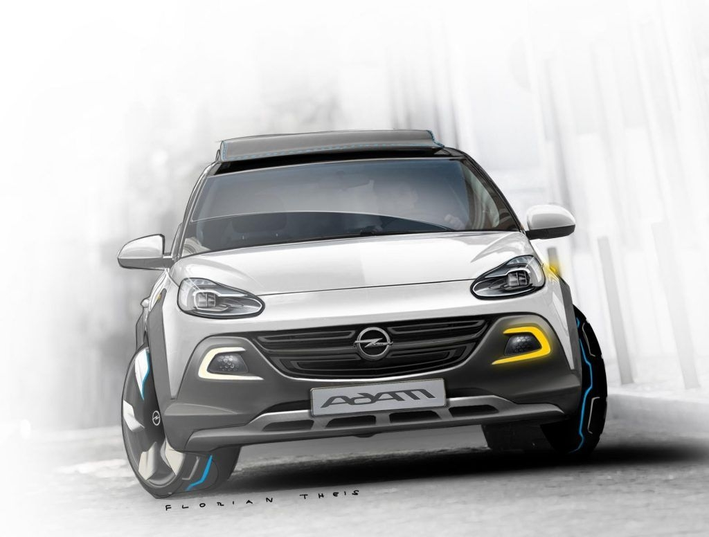 57 A 2020 Opel Adam Rocks Prices