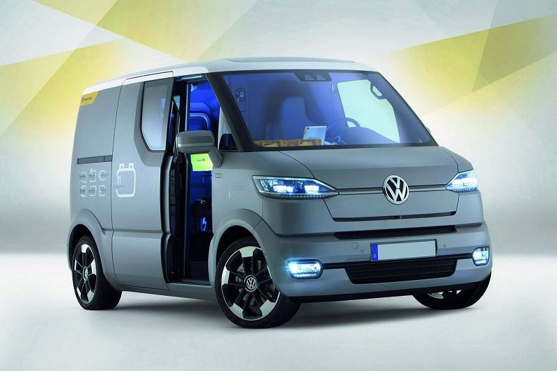 57 A 2020 VW Transporter Release Date and Concept
