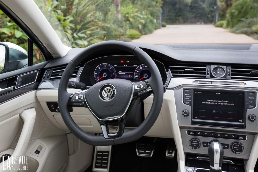57 All New 2019 Vw Passat Alltrack Configurations