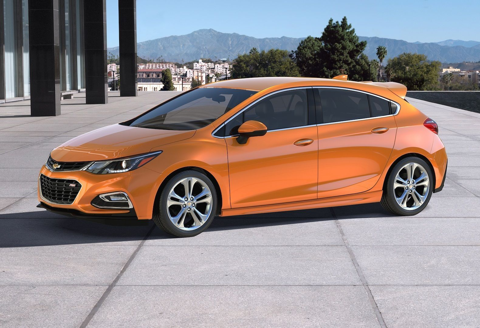 57 All New 2020 Chevrolet Cruze Configurations