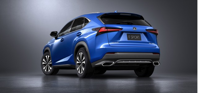 57 All New 2020 Lexus NX 200t Specs