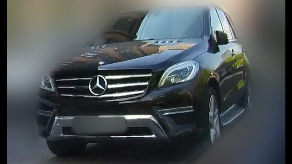 57 All New 2020 Mercedes ML Class 400 Picture