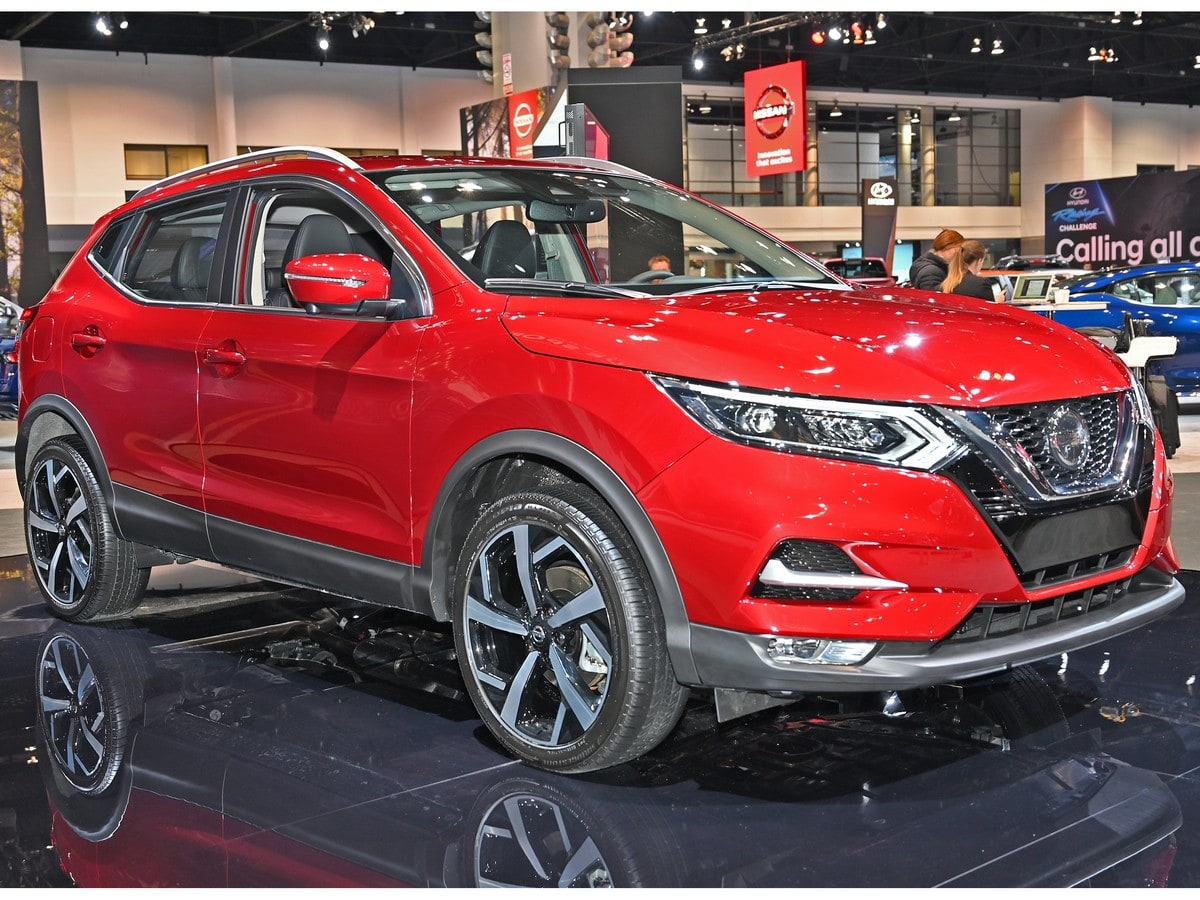 57 All New 2020 Nissan Rogue Engine