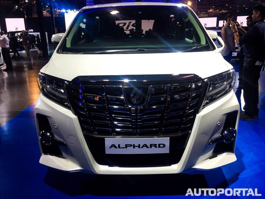 57 All New 2020 Toyota Alphard First Drive