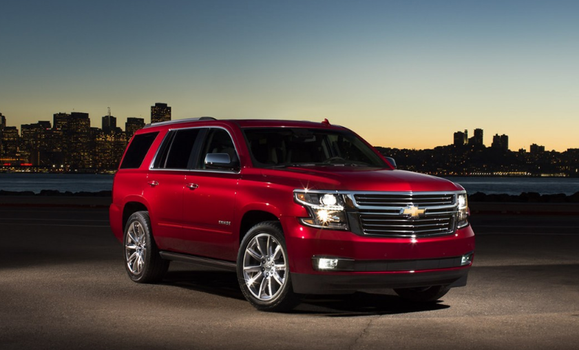 57 Best 2020 Chevy Tahoe Ltz Exterior and Interior