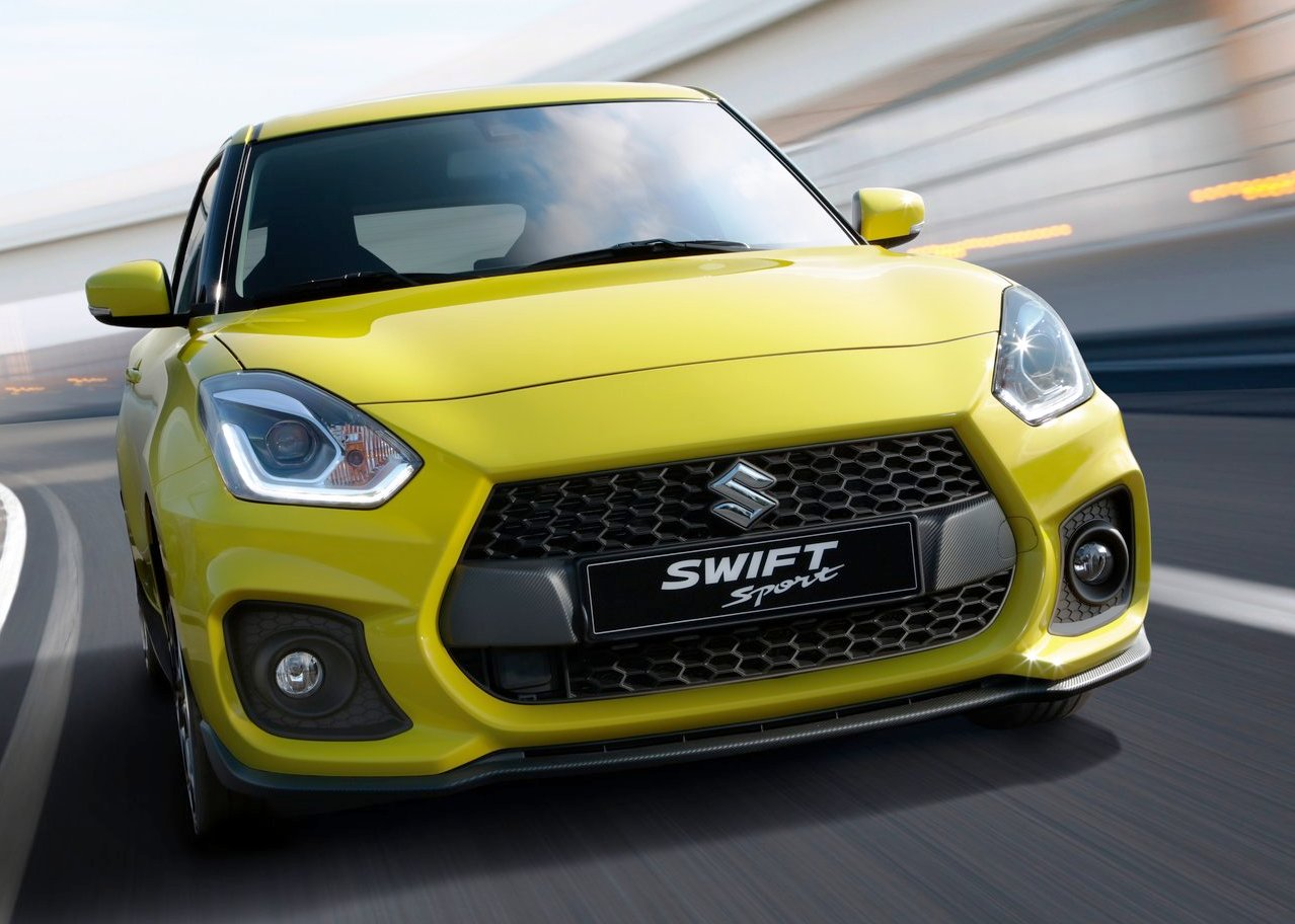 57 New 2019 New Suzuki Swift Sport Exterior