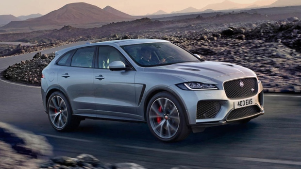 57 New 2020 Jaguar Suv Picture
