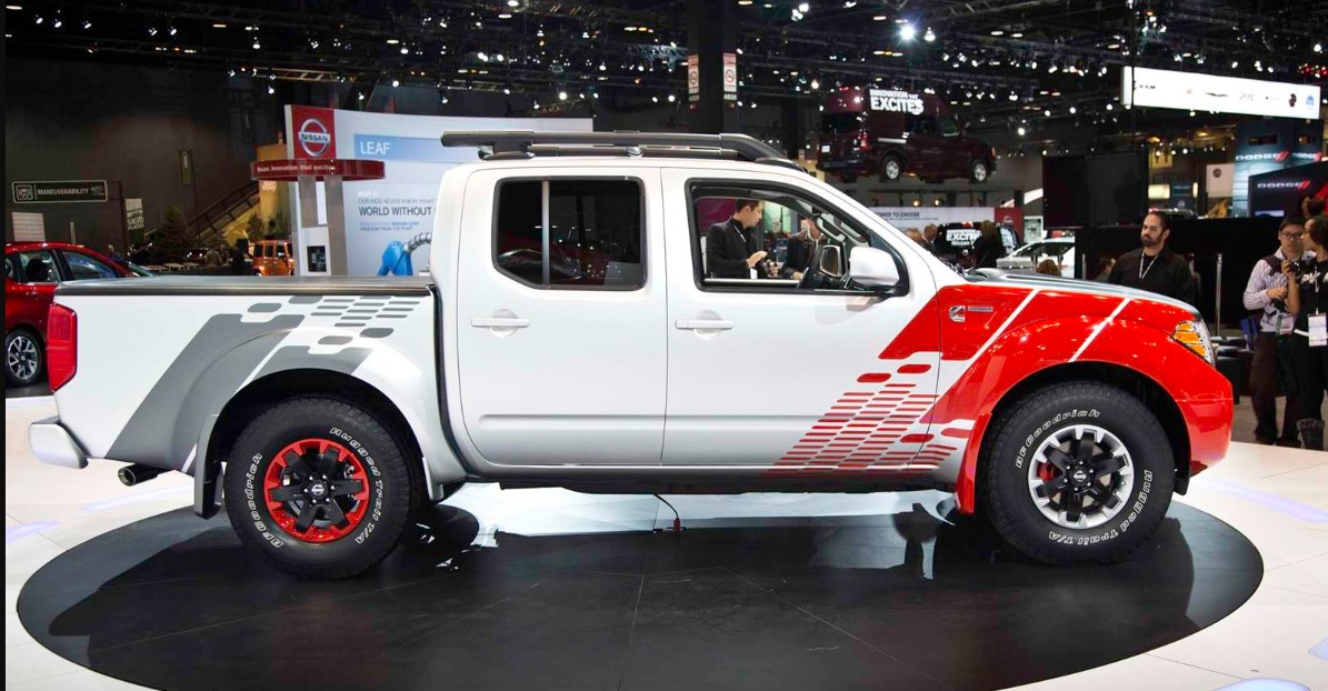 57 New 2020 Nissan Frontier Price and Release date