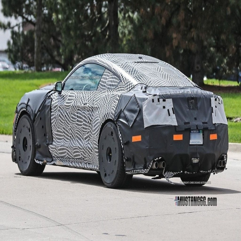 57 New Spy Shots Ford Mustang Svt Gt 500 Pricing