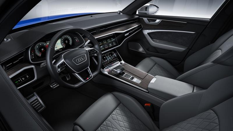 57 The 2020 Audi S6 History