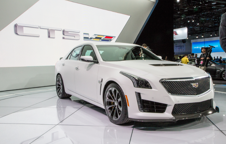 57 The 2020 Cadillac Ats V Coupe Pictures