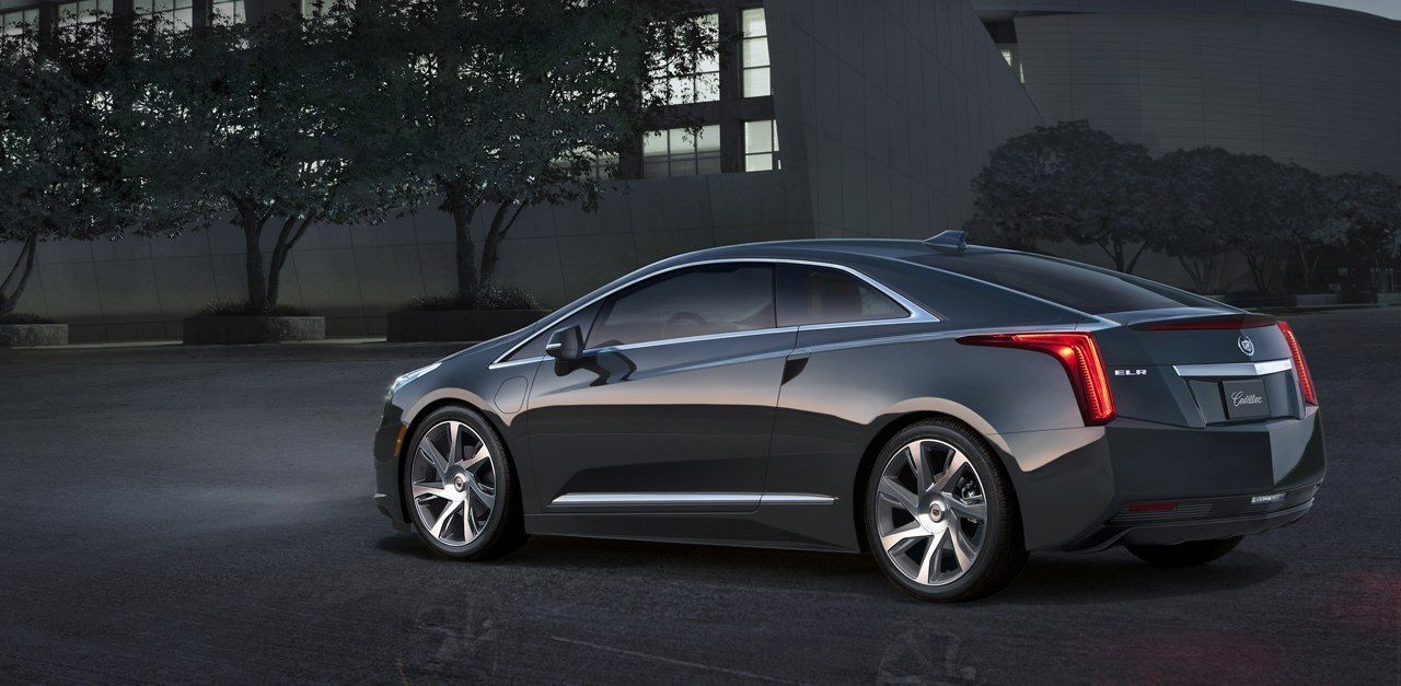 57 The 2020 Cadillac ELR Engine