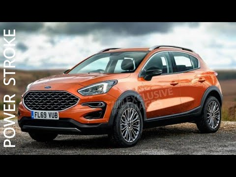 57 The 2020 Ford Ecosport Style