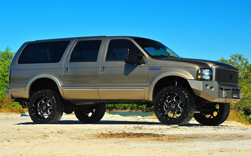 57 The 2020 Ford Excursion Diesel Performance