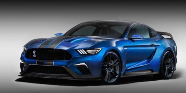 57 The 2020 Ford GT350 Redesign