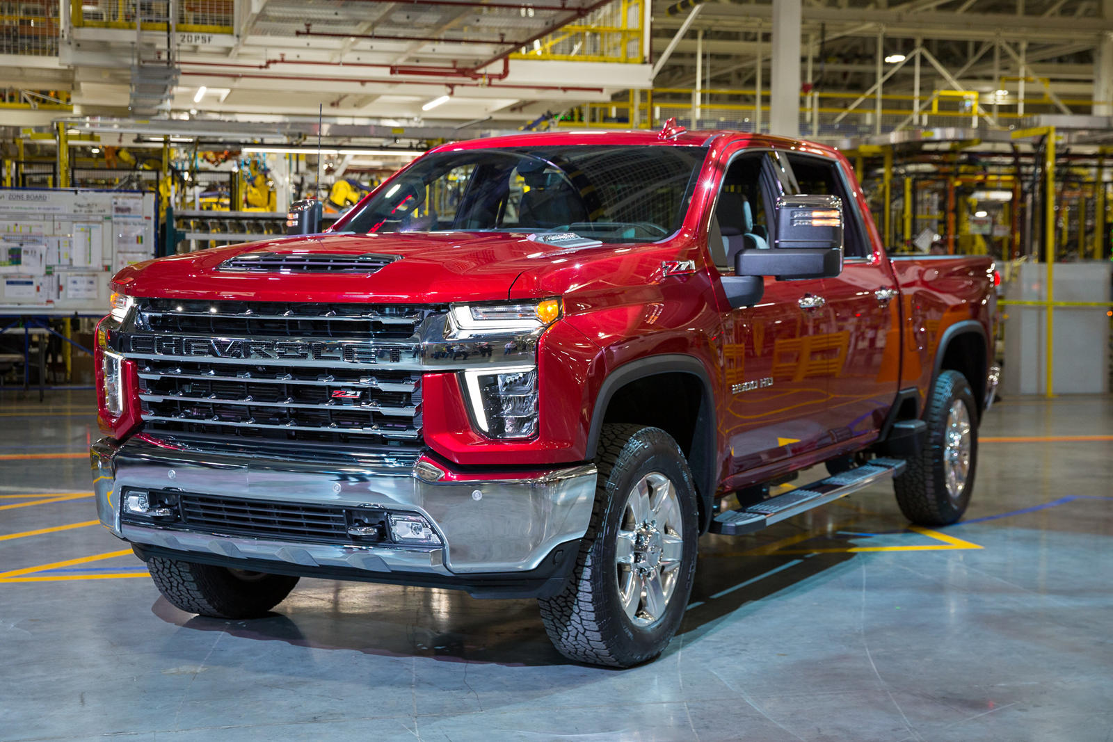 57 The Best 2020 Chevy Silverado Images