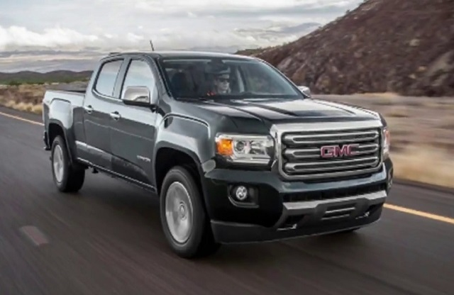 57 The Best 2020 Gmc Canyon Diesel Performance and New Engine