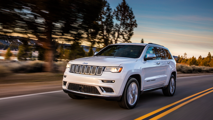 57 The Best 2020 Jeep Grand Cherokee Srt8 Price Design and Review