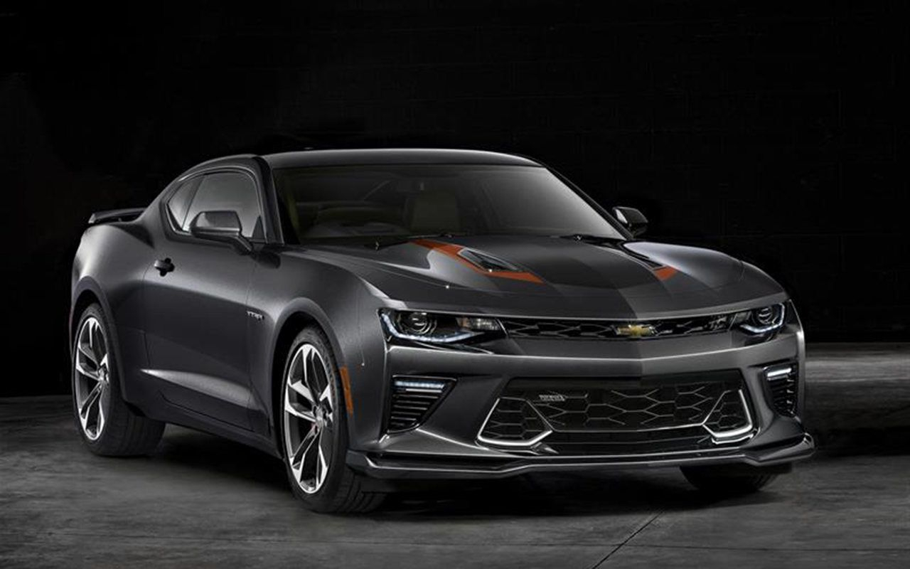 57 The Best 2020 The All Chevy Camaro Style