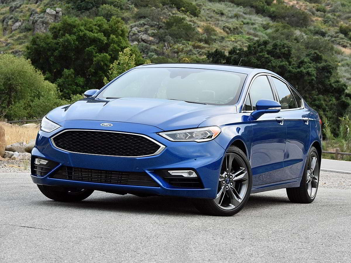 57 The Spy Shots Ford Fusion Redesign