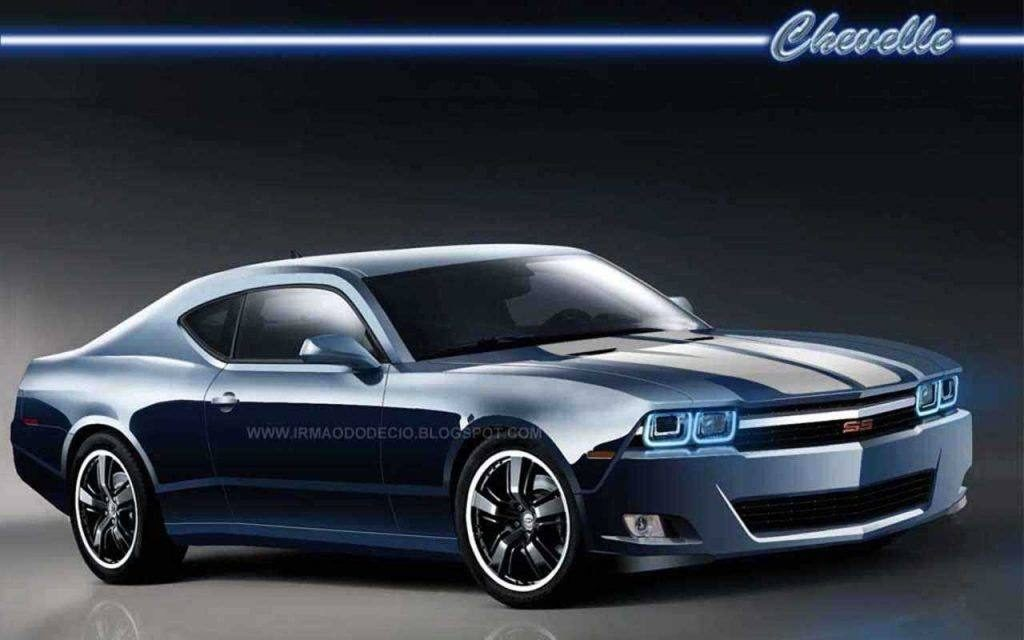 58 A 2019 Chevrolet Chevelle Ss History
