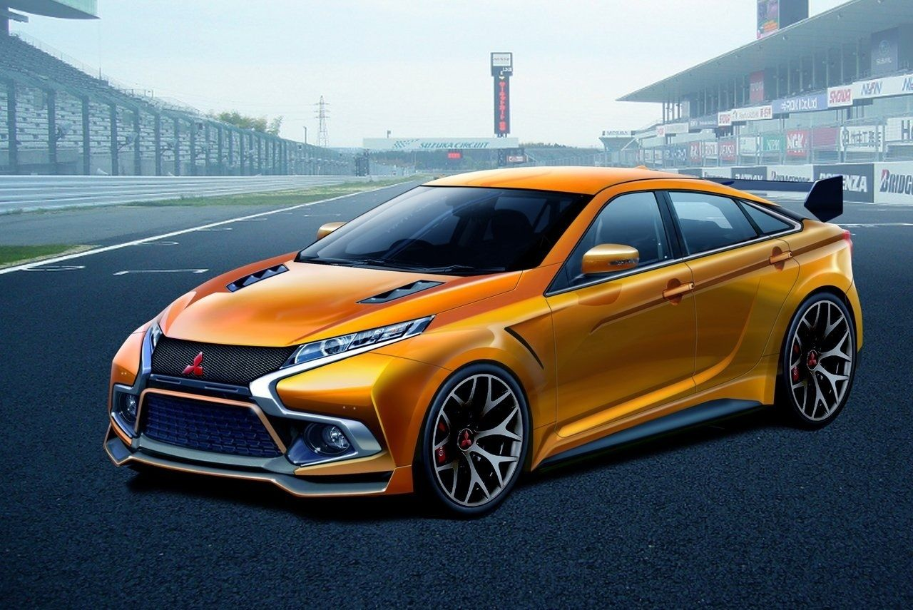 58 A 2019 Mitsubishi Evo New Review