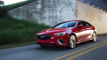 58 A 2020 Buick Regal Gs Coupe Ratings